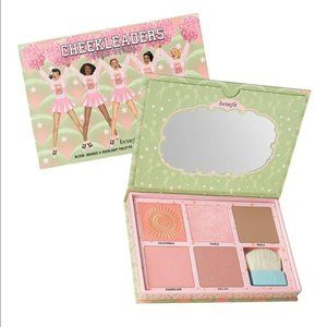 Benefit Cheerleaders Pink Squad Palette New Boxed